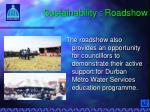 sustainability roadshow2