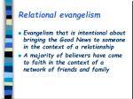 relational evangelism1