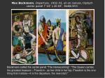 max beckmann departure 1932 33 oil on canvas triptych center panel 7 3 4 x 45 3 8 moma nyc