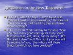 quotations in the new testament2