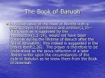 the book of baruch2