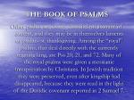 the book of psalms10