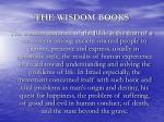 the wisdom books2