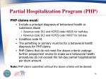 partial hospitalization program php1