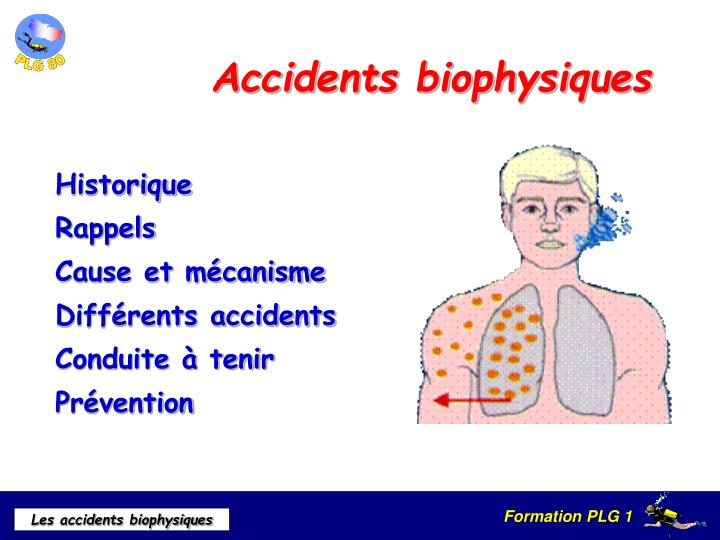 accidents biophysiques n.