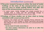 introduction continued1