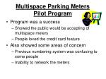 multispace parking meters pilot program1