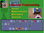 robolab programming