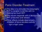 panic disorder treatment1