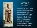 jerome 347 420