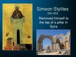 simeon stylites 390 459