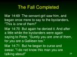 the fall completed1