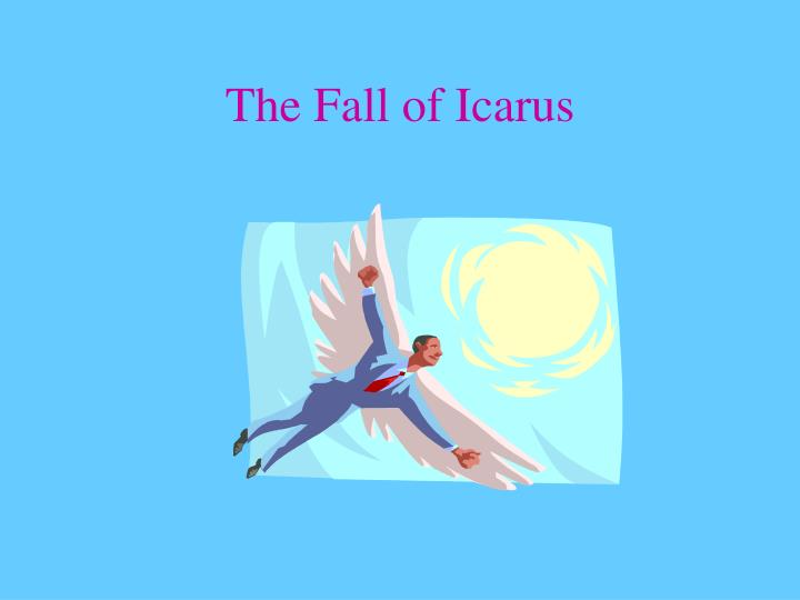 the fall of icarus n.