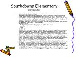 southdowns elementary vicki landry