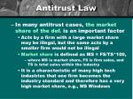 antitrust law1