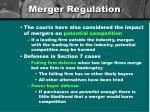 merger regulation