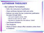lutheran theology1