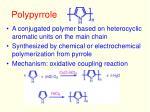 polypyrrole