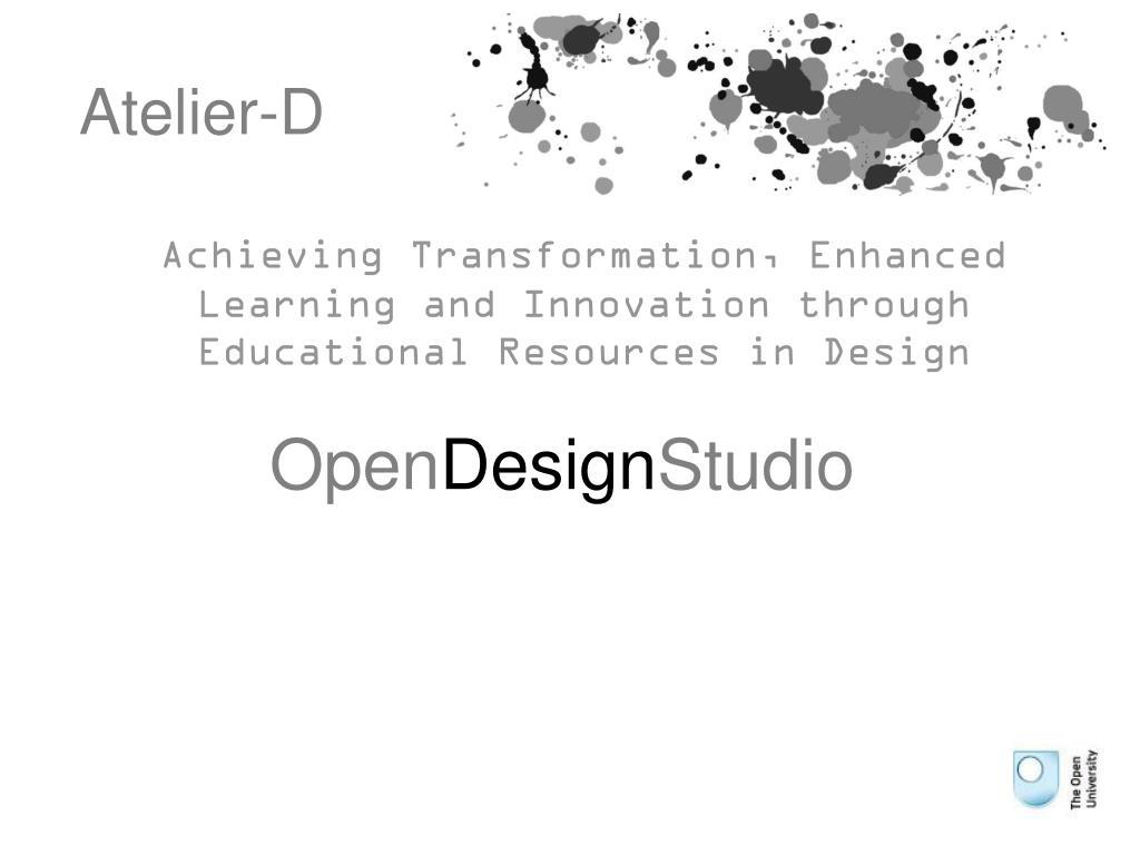 open design studio l.