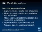 rals hc home care