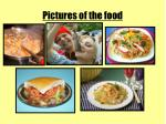 pictures of the food