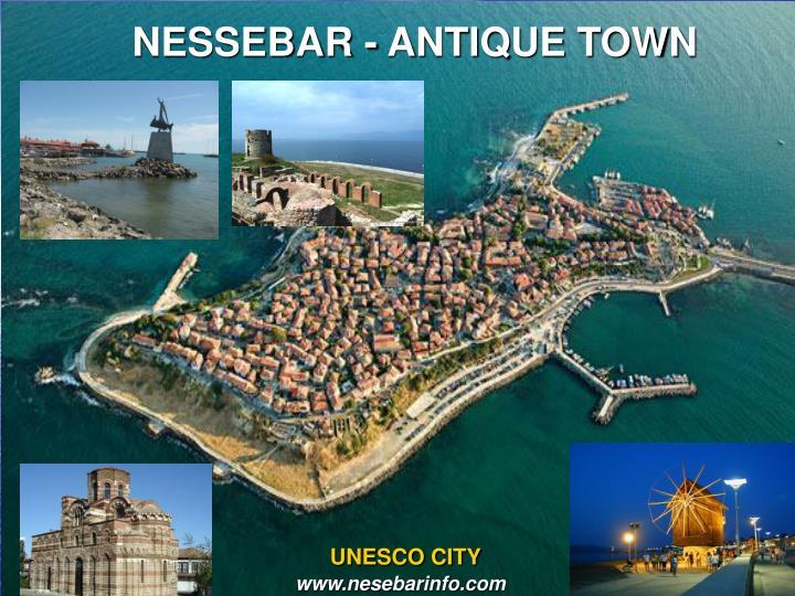 NESSEBAR - ANTIQUE TOWN