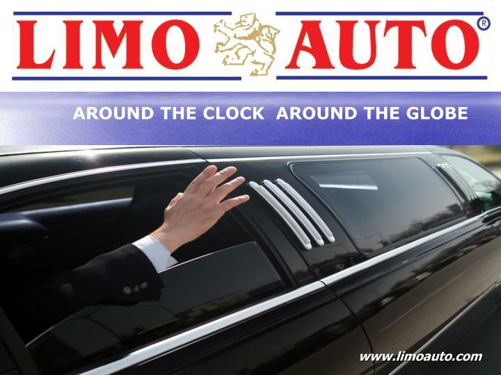 AROUND THE CLOCK  AROUND THE GLOBE