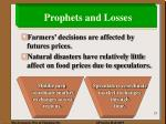 prophets and losses1