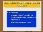 real estate agents as information producers4