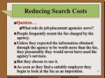 reducing search costs2