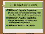reducing search costs3