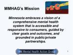 mmhag s mission