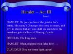 hamlet act iii5