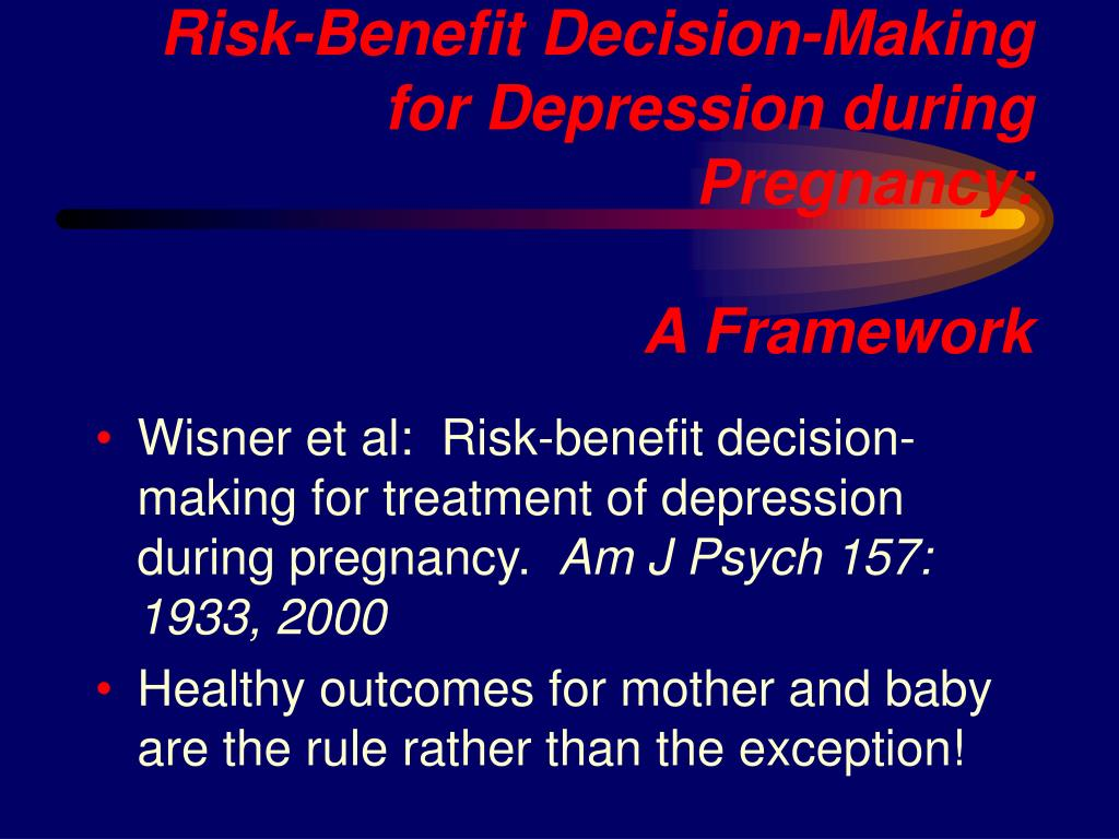 PPT - Neonatal Antidepressant Effects PowerPoint ...