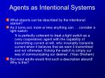 agents as intentional systems4