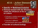 2 a julian steward neoevolution