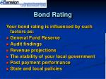 bond rating2