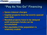pay as you go financing1