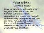 values ethics intrinsic values6