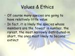 values ethics10