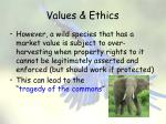 values ethics6