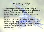 values ethics8