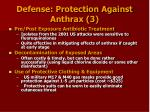 defense protection against anthrax 3