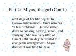 part 2 miyax the girl con t2