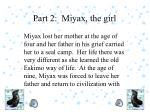 part 2 miyax the girl1
