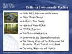 california environmental practice1
