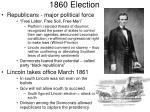 1860 election1