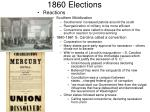 1860 elections