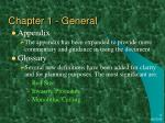 chapter 1 general