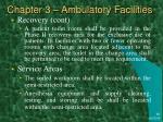 chapter 3 ambulatory facilities12
